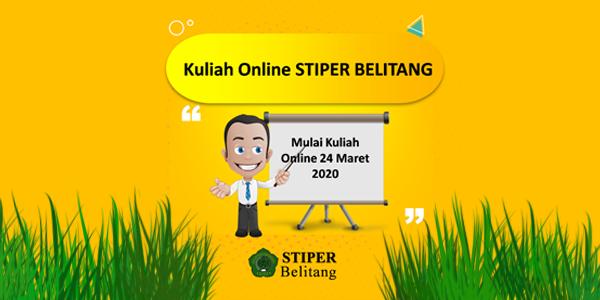 Kuliah Online STIPER BELITANG